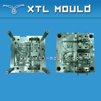 Hot Press Mold, Injection Tooling Mold, Injection Molding Suppliers
