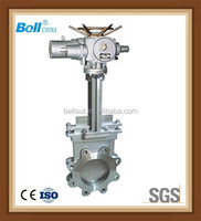electric automatic gate valve, stem gate valve, automatic gate valve