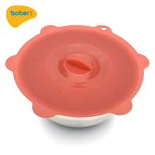 BPA Free Microwave Freeze Safe Reusable Silicone Suction Lid Mug Pot Bowl Lids Food Cover
