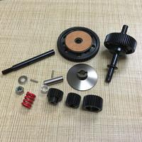 rc car steel spur gear 24T 80T radio control toys car spur gear for axial wraith
