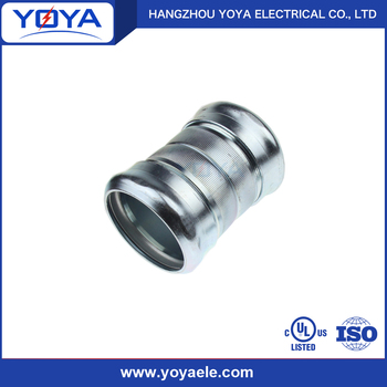 China manufacturer steel compression pipe couplings