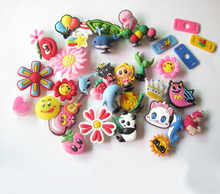 wholesale pvc shoe rubber charms