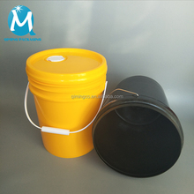 Best sell factory in china fishing plastic buckets