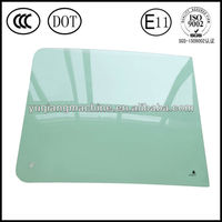 Kato Excavator Used Parts HD 820 Rear Cab glass windscreen