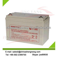 AGM sealed lead acid battery 12v100ah supplied to Pakistan Navy