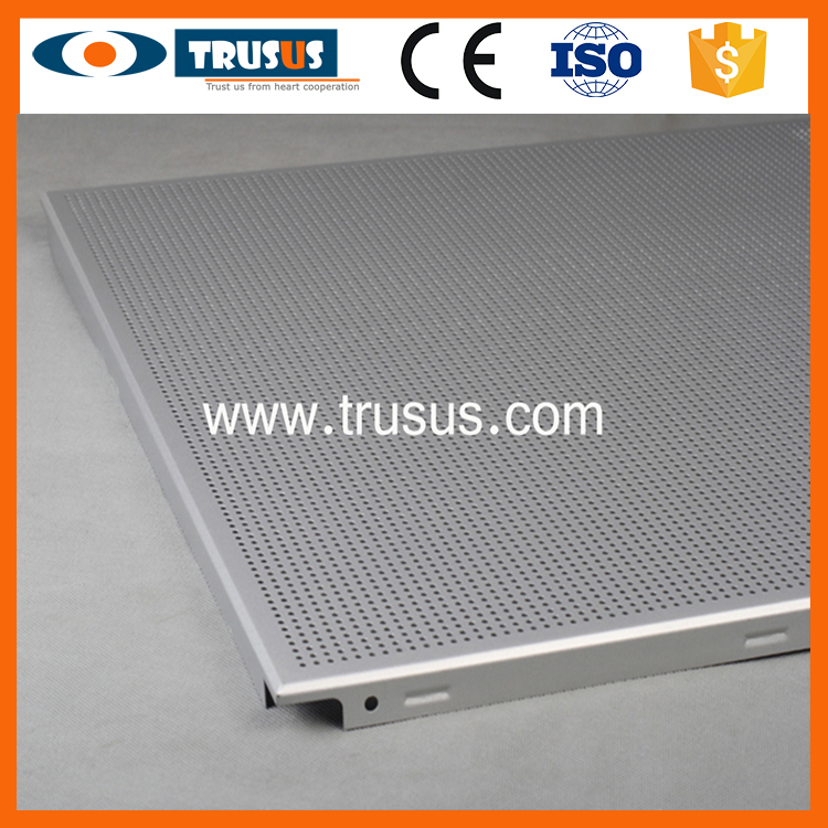 2016 New Special Design And Approved ISO SGS CE And High Quality Aluminum Ceiling