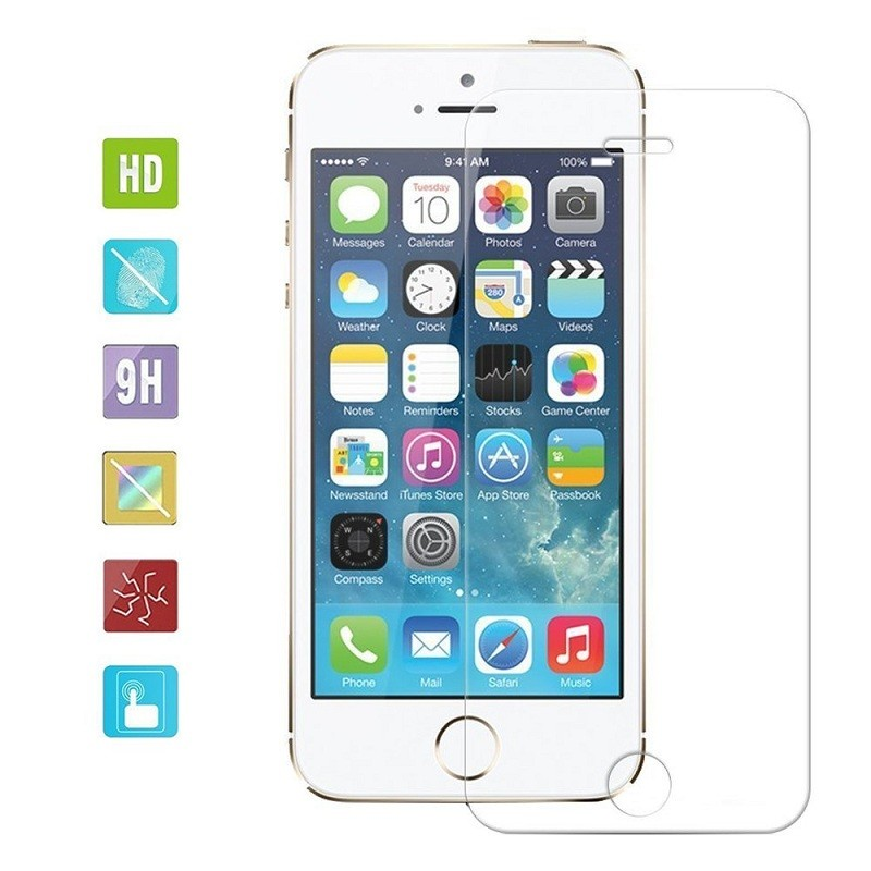 Wholesale custom size screen protector Film For iPhone with high quality