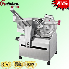 High efficiency stainless steel automatic goat fresh meat cutting machine
