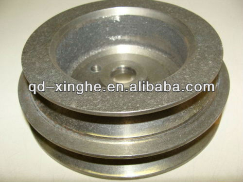 Elegant And Durable Crank Damper Pulley For Chevy Engines