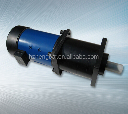 24V DC planetary gearbox motor,high torque