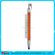 2015 fashion design stylus touch pen, banner pen with good quality