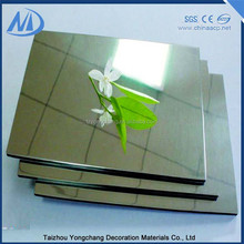 Easy to maintain mirror cheap waterproof construction building materials