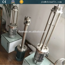 High quality cosmetic high shear mixer,face cream homogenizer