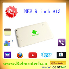 "commercial handheld laptop on beautiful pc tabets in 2014--9"" tablet pc Allwinner A13 with Android 4.0"
