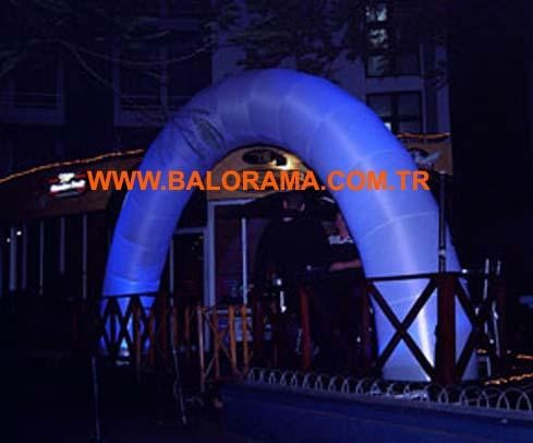 inflatable lighing arche 8Mt