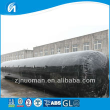 Made in china launching ship Rubber airbag