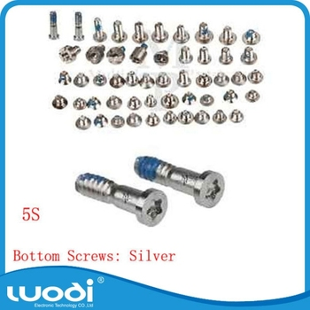Wholesale Full Screw Set for iPhone 5s