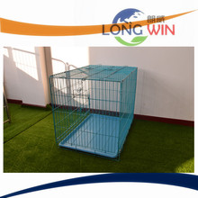 Wire mesh parrot breeding folding aviary bird cage