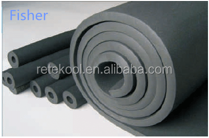 foam product flexible Insulation tube pipe used for air conditioner
