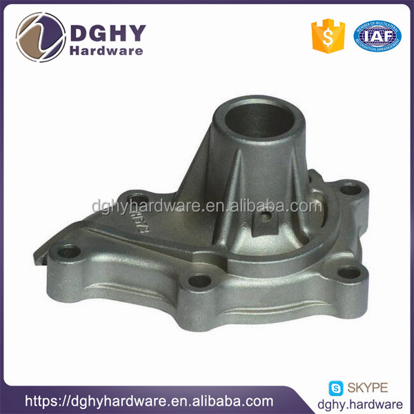 2017 new Customized Aluminum Alloy Die Casting of Motorcycle Engine Housing