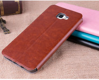 New Arrive Original MOFI Flip PU Leather Case For Samsung A9 A9000 Stand Cover Phone Bag