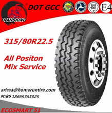 China all steel 7.50R16 radial truck tire with high quality, tyre pneus