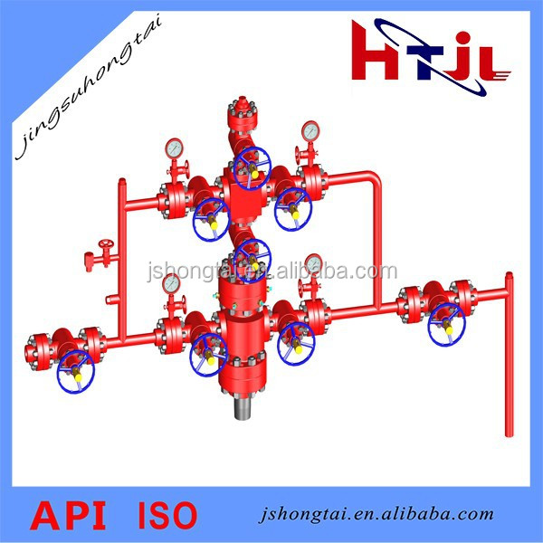 Injection Wellhead Assembly with API Certification