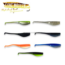 20pcs/lot Fishing lure 5.8cm/1.2g PVC Soft fishing lure