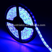 less expensive led solar strip light used in show room
