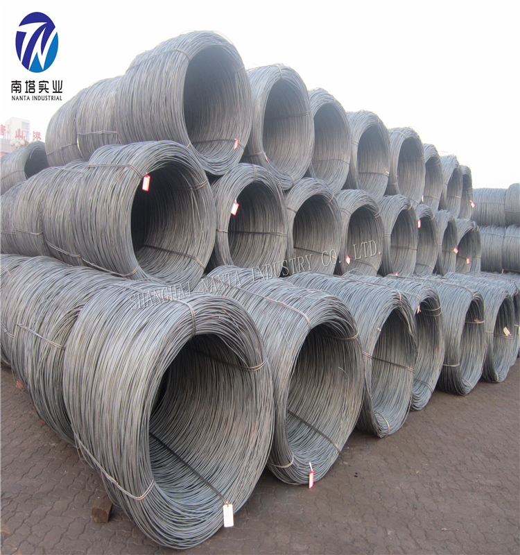 steel wire rod drawing quality price rolling mill