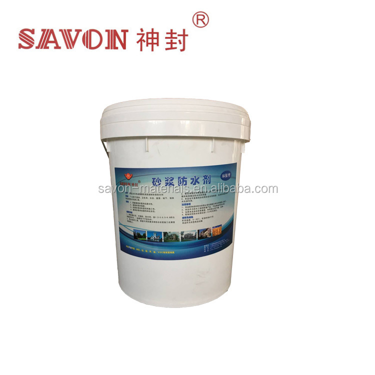 Strong Penetrating Concrete Waterproofing Sealer Waterproof Coating for Kitchen