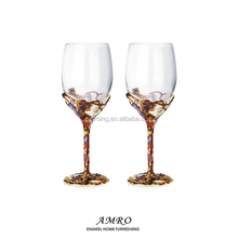2017 Eco-Friendly Manual Blown Crastal Glassware / Glass Cup / Drinkware