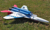 12CH rc toy aircraft mig-29 rc plane with led lights