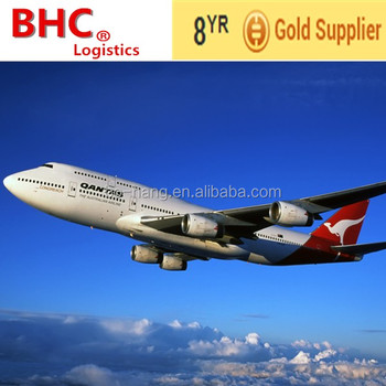 ship glasses by air freight from shanghai/shenzhen to Africa