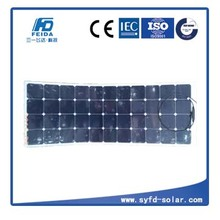 High qulaity and cheap price flexible solar panel