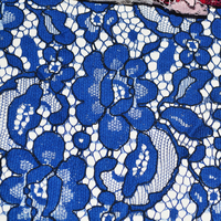 Fashion african lace dress fabrics textiles fabric with china textile