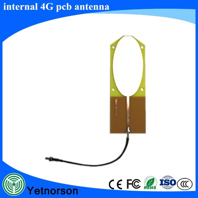 Communications equipment 4g internal antenna antenna for long-term evolution, LTE internal antenna, 4G PCB antenna