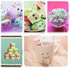 Hot Sale cute cartoon Case For Apple Ipad Mini 2 Case Silions Tablet Leather New Design For Mini Ipad Case Cover Factory Price