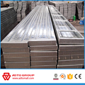 2016 No.1 AU Standard China Manufacturer AS1577/MTS Heavy Duty Quickstage Galvanized Kwikstage Scaffold Steel Plank