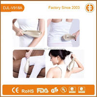ABS Material And Streamline Design Infrared Massage Hammer