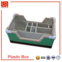 Corrugated Material Plastic Wine Charm Packing Box