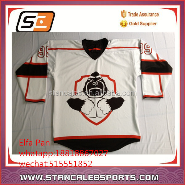 Stan Caleb 2017custom ice hockey jersey pittsburgh penguins jersey for sale