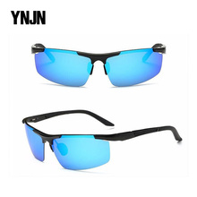 2016 Italy design wholesale fashion free sample half frame polarized ladies men sunglasses sport