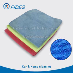 manufacturer 85 polyester 15 polyamide micro fibre cloth motorbike for washing