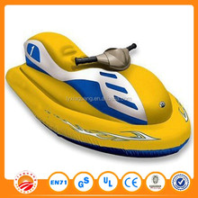 electric jet ski water inflatable jet ski for kid
