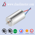 Chaoli coreless motor of CL-0612 for helicopter product, high speed, low noise