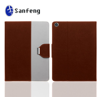 2014 retro leather mobile phone case for ipad air 2 3 4