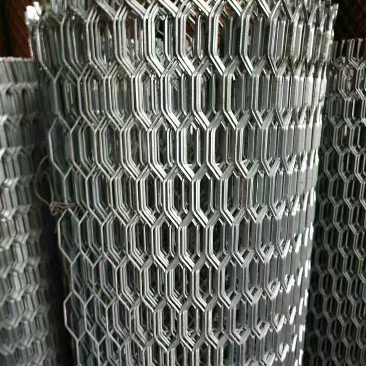 New 2017 Small hole Aluminium expanded metal wire mesh