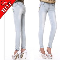 Latest dress designs for Ladies white jeans and ladies beaded jeans from sexy skinny girls tight jeans