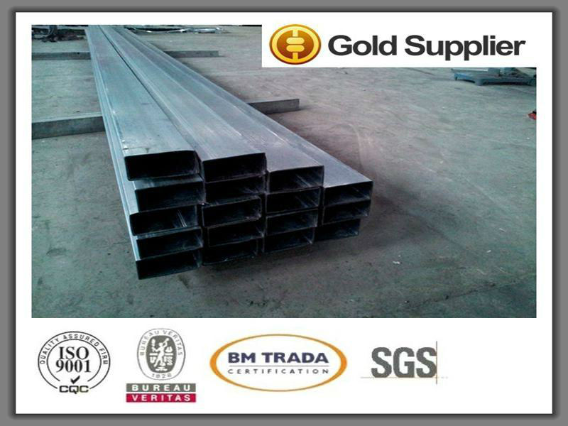 Building materials square tube 18x18!square pipe steel black!1 inch square steel tubing